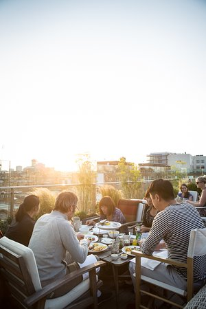 Boundary Rooftop Terrace