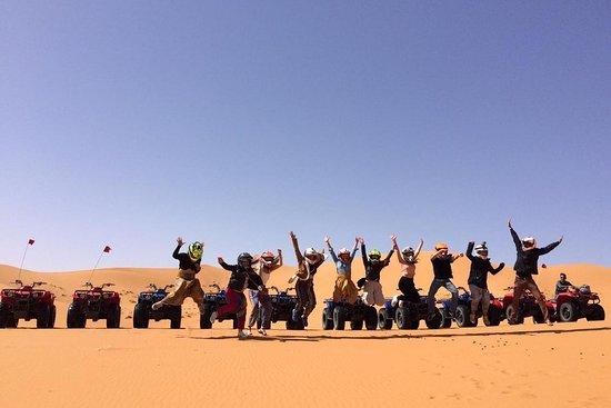 Roaming In Morocco
