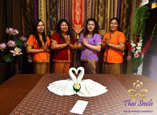 Thai Smile - Salon Masazu Tajskiego