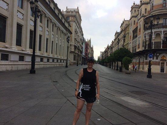 Seville Running Tours