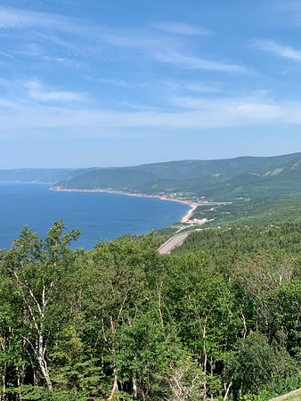 Auld's Cove, Kanada: Cabot trail