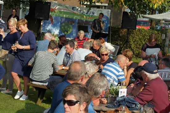 Marknesse, Nederland: Wine festival