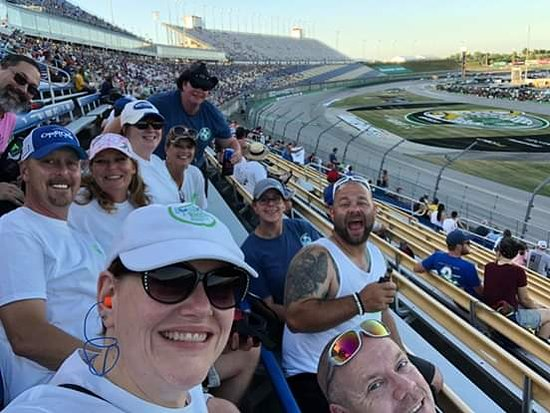 Kentucky Speedway View From Our Seats Picture Of Kentucky