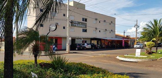 Santa Vitoria: HOTEL GUIMA
