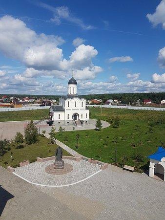 Dvortsy, Ρωσία: Музей-диорама Великое стояние на Угре
