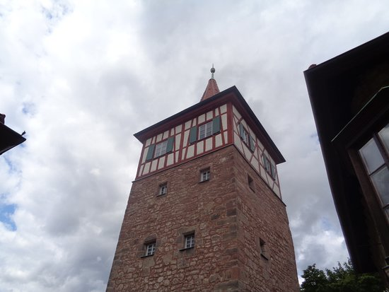 Sogenannter Roter Turm