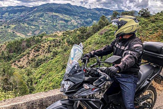 Colombia Moto Adventures