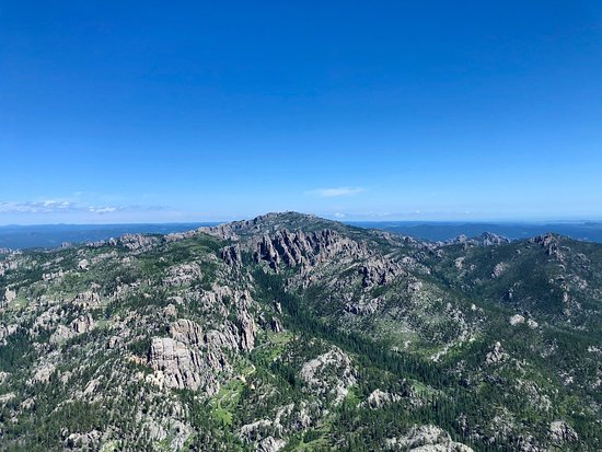 The Black Hills照片