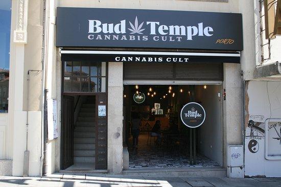 Bud Temple
