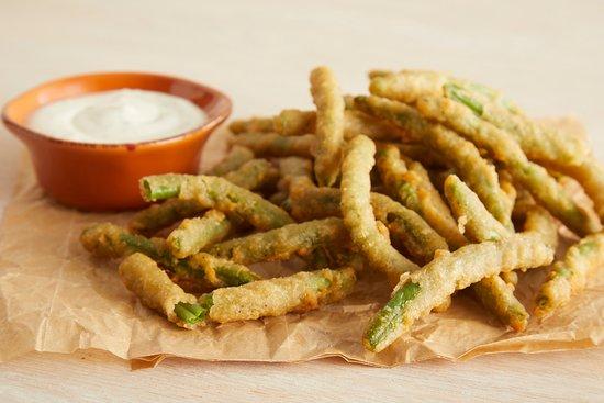 Wildomar, Kalifornia: Crispy Green Beans