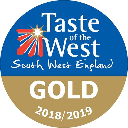 East Chelborough, UK: Our Recent Gold Award from TASTE OF THE WEST, for BED AND BREAKFAST in the WEST COUNTRY