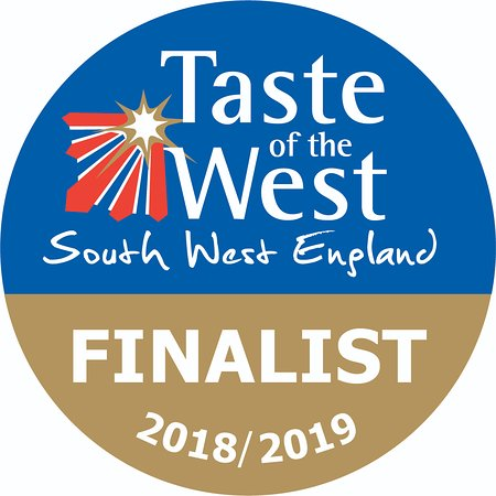 East Chelborough, UK: OUR FINALIST AWARD TODAY for BED AND BREAKFAST in the West County from TASTE OF THE WEST for 2019