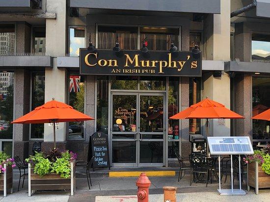 Main Entrance Picture Of Con Murphy S Irish Pub Philadelphia Tripadvisor