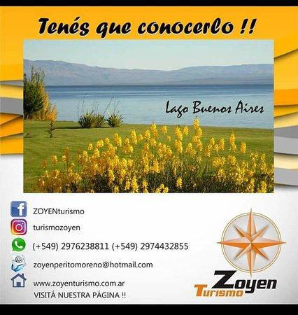 Lago Buenos Aires, Los Antiguos.