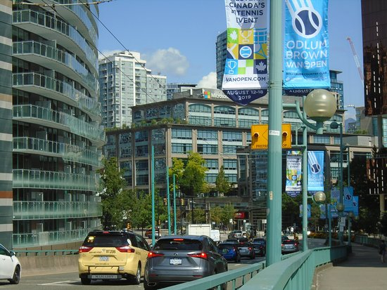 Cambie St Bridge