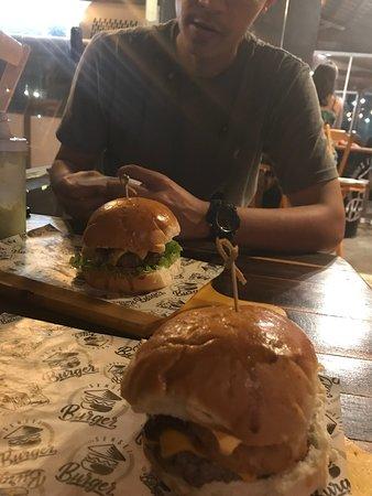 Sensei Burger Foto