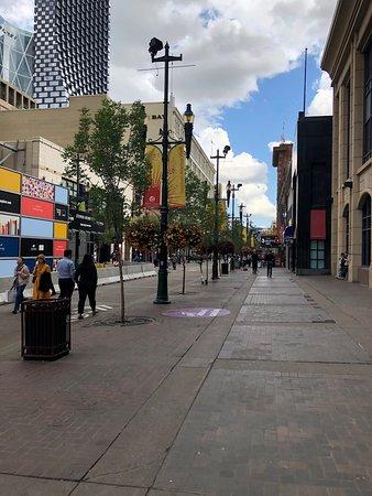 Stephen Avenue Walk – fénykép