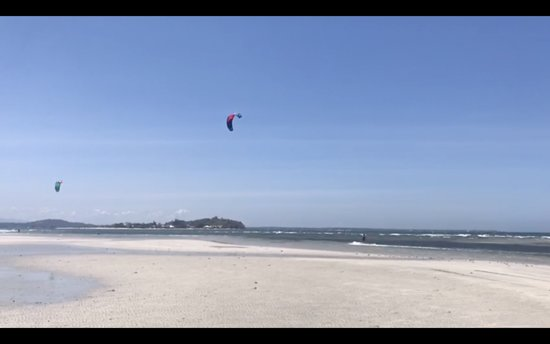 Kitesurfing South Sulawesi - Contact me for more info
