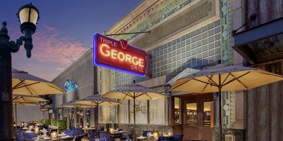 Triple George Grill Las Vegas Downtown Menu Prices