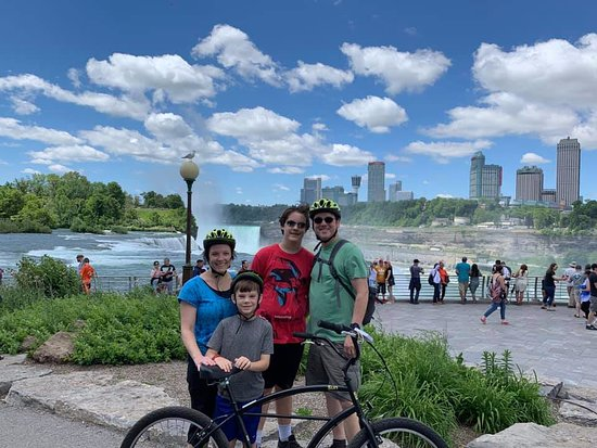 Bike The Falls Tours