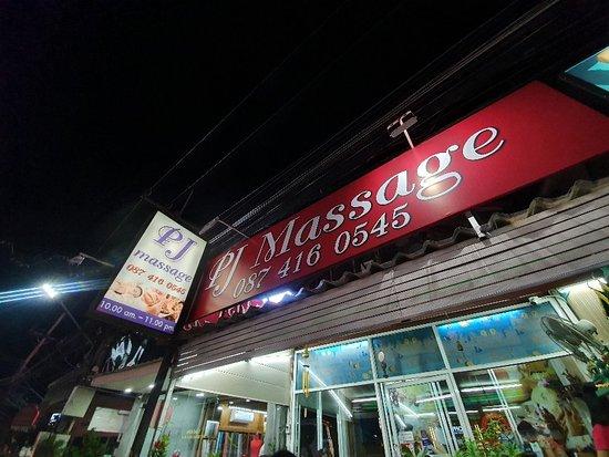 PJ Massage