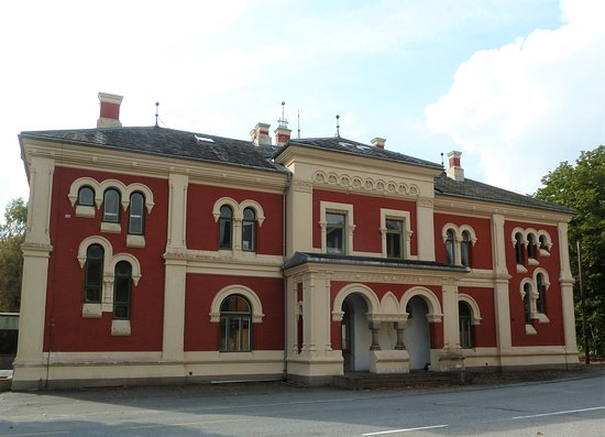 Kornsjo Station
