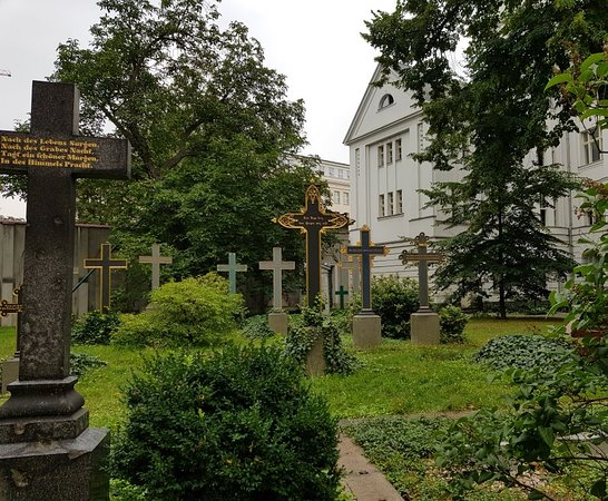 Alter Garnisonsfriedhof