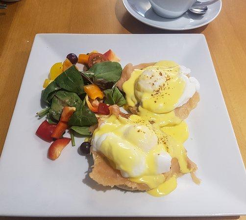 Eggs Royale - lovely