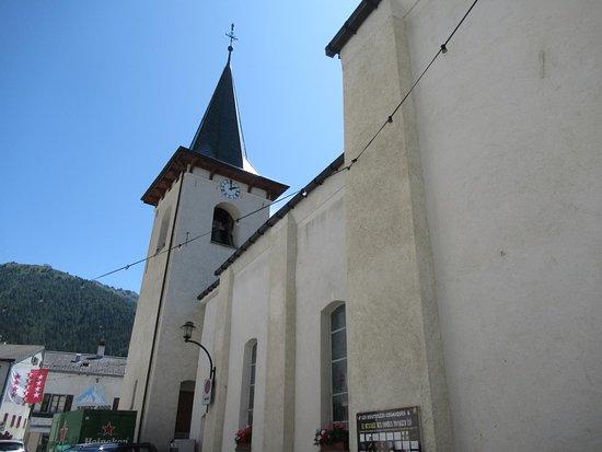 Eglise paroissiale St-Luc