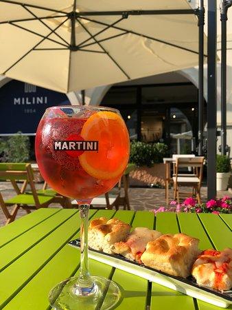 Il nostro Martini Fiero, ottimo come aperitivo
