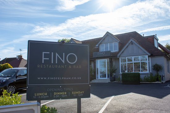 Fino - Resturant and Bar in Felpham