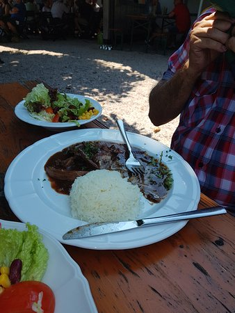 Kramsach, Österrike: civet riz