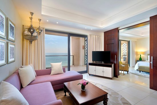 Ajman Saray, a Luxury Collection Resort, Ajman: Al Dana Suite Sea View