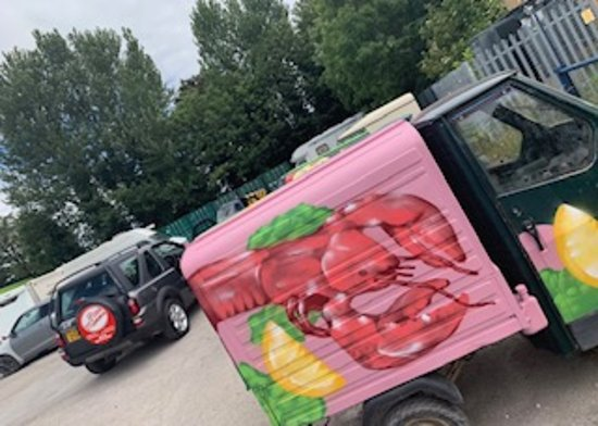 East Riding of Yorkshire, UK: Our Lobster Truck offering Lobster Rolls along with Mussels and Fries is another addition to our fleet. Private Functions Get In Touch