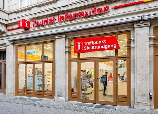 Tourist Information Magdeburg