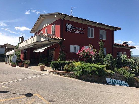 Perbacco Pieve A Presciano Menu Prices Restaurant