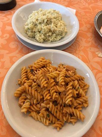 Buona cucina e porzioni abbondanti, in tutta semplicità