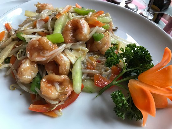 Good Fortune: Fhu Yong Hay Prawns