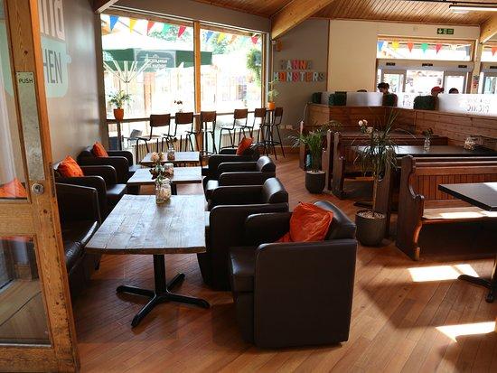 Manna Kitchen Trentham: Cafe Layout