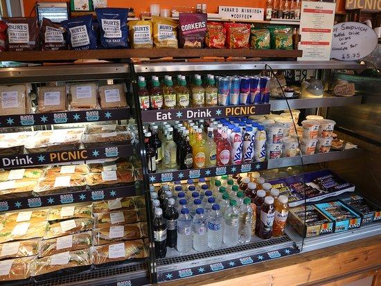 Manna Kitchen Trentham: Foods & Drinks