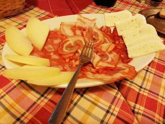 Monteforte Cilento, Italië: Il Rifugio