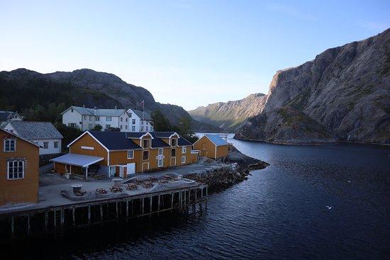 Nusfjord ภาพถ่าย