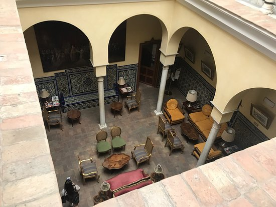 One night stay and tour in Seville