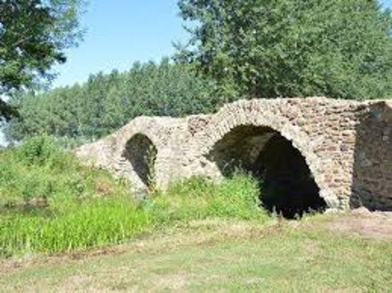 Pont Gallor-Romain dit de la Reine Blanche