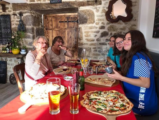 Gorron, Francja: La Cuisine De Bubba