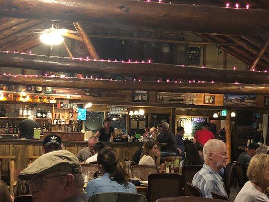 Rock Inn Mountain Tavern: Fun, laid back environment.