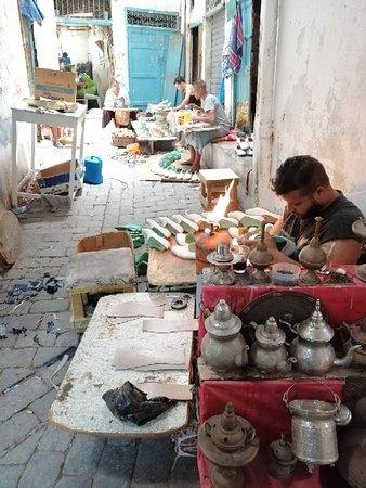 튀니스 사진
