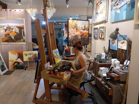 Galeria Atelier Corine Thinon