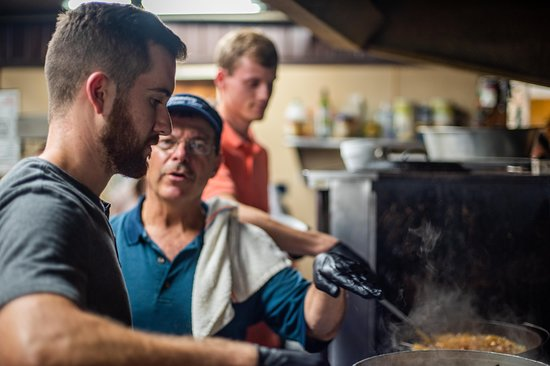 Cajun Cooking Experience