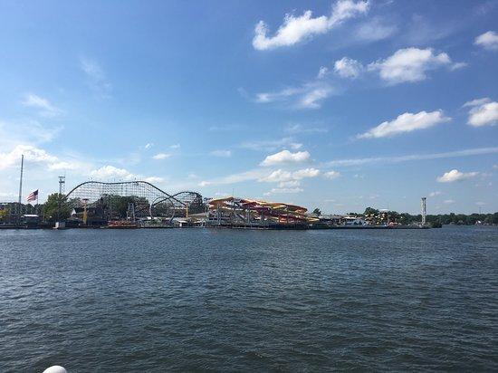 Boardwalk - Picture of Indiana Beach Amusement & Waterpark